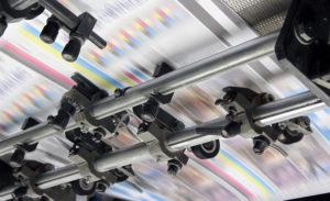 Печать визиток офсетным способом