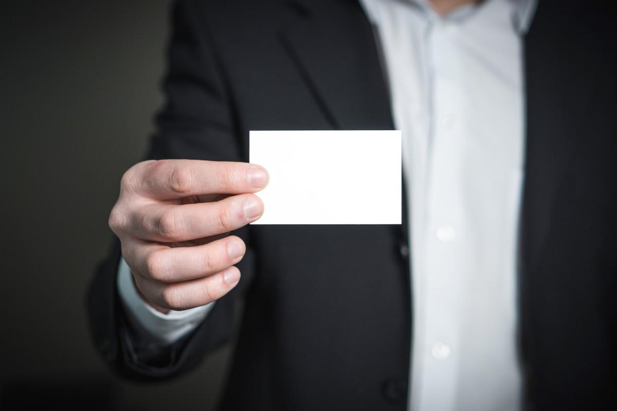 Идеи для визиток