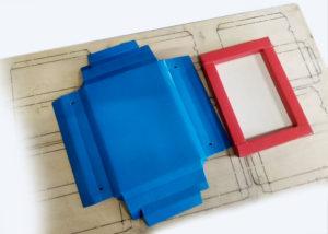 коробки на штанц-форме
