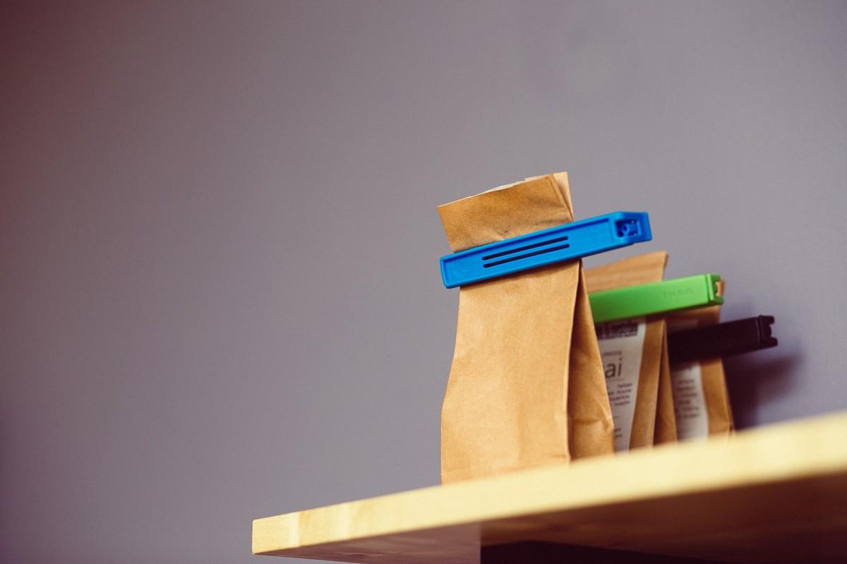 Виды бумажных пакетов